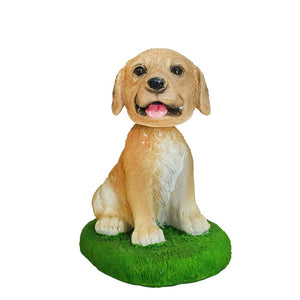 Design Your Own Dog's Bobble Head - Pets & Animals