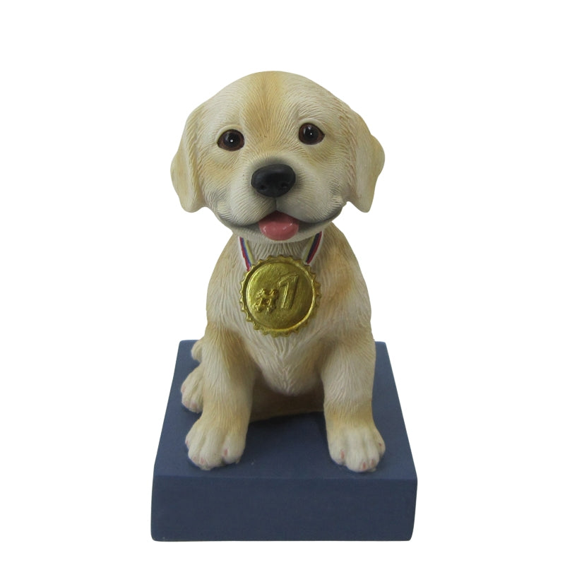 Design Your Own Dog's Bobble Head - Pets & Animals - BobbleGifts