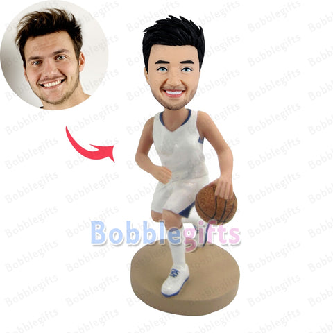 Custom Made Basketball Bobbleheads Doll