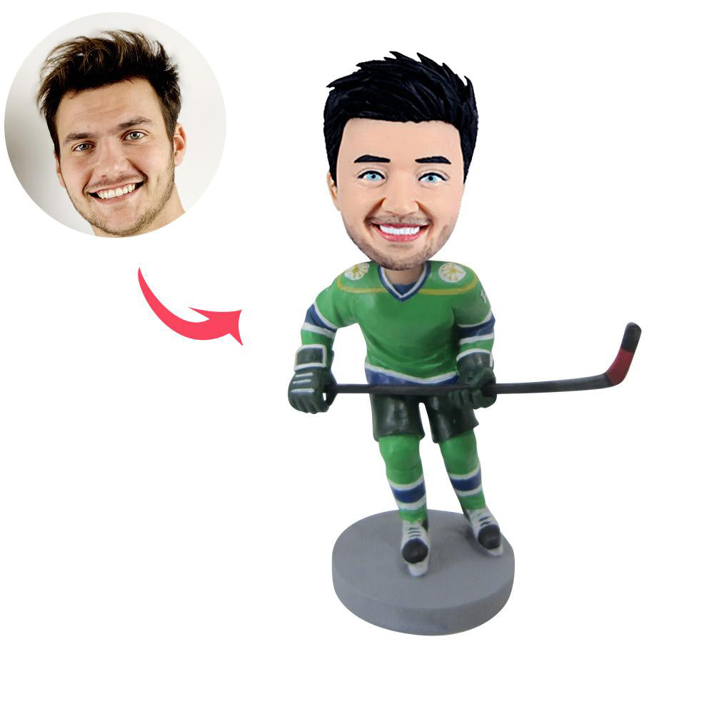 Custom Sports Bobbleheads - BobbleGifts