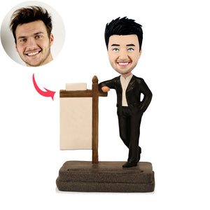 Custom Work Buddies Bobblehead - BobbleGifts