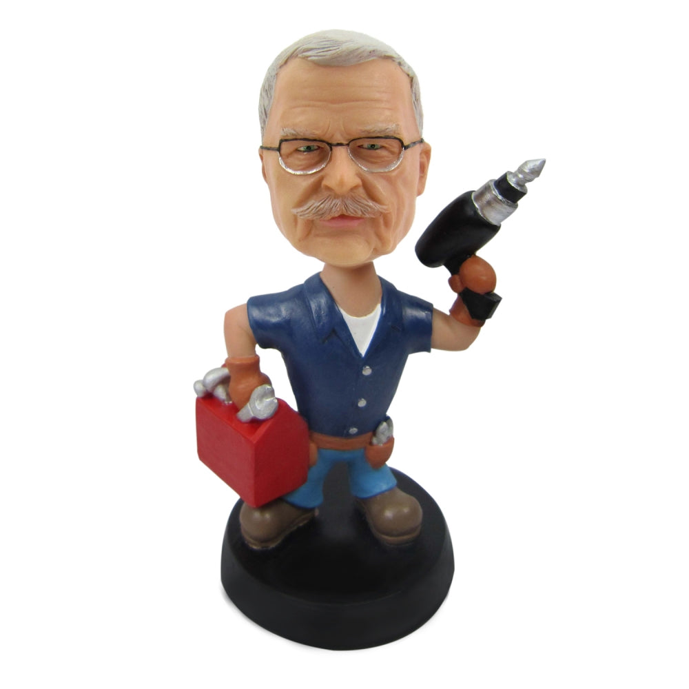 Repairman Custom Bobblehead - BobbleGifts