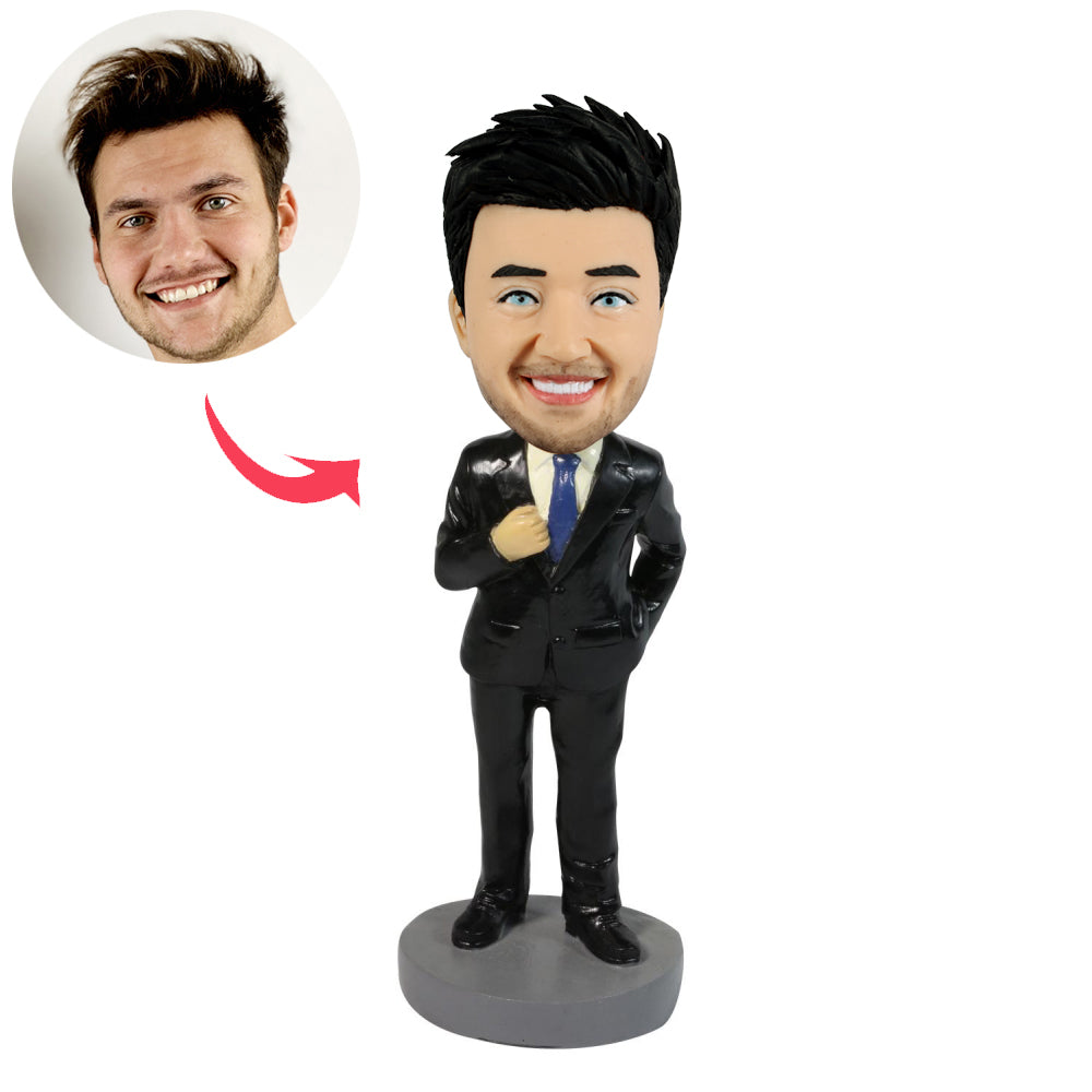 Work Buddies Custom Bobblehead - BobbleGifts