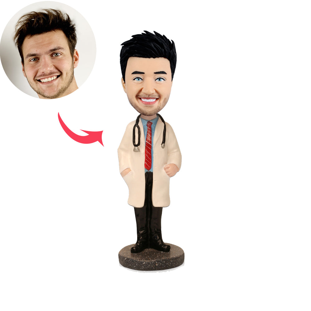 Custom Doctor Bobbleheads - BobbleGifts