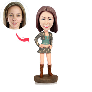 Create Your Own Bobblehead From Your Photos - BobbleGifts
