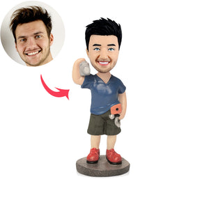 Custom Repairman  Bobbleheads - BobbleGifts