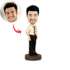 Office Man Custom Bobbleheads - BobbleGifts