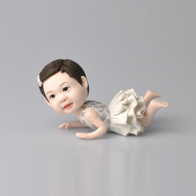 Baby Custom Bobbleheads - BobbleGifts
