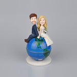 Personalized Wedding Couple Bobbleheads - BobbleGifts