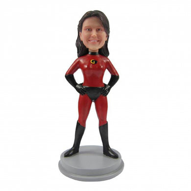 Super Woman Personalized Custom Bobbleheads