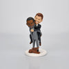 Custom Man Couple Bobblehead Dolls
