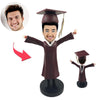 Graduation Bobbleheads Craft - BobbleGifts
