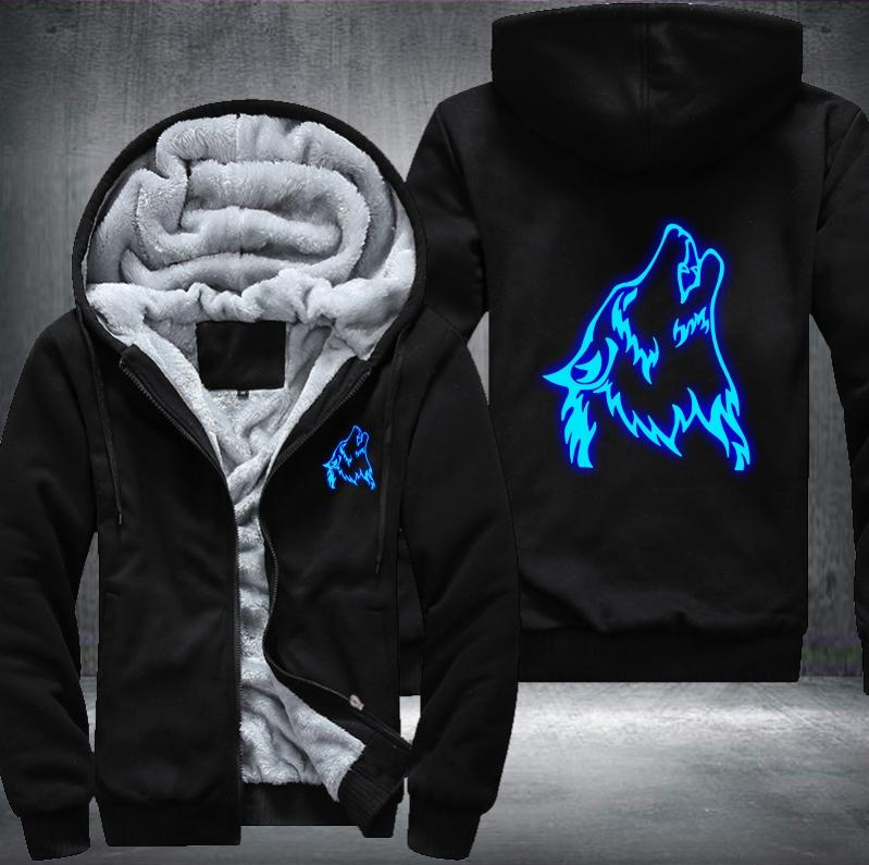 Wolf Fleece Jacket - 50% OFF - LIMITED EDITION