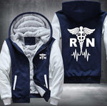 RN Nurse Fleece Jacket - 50% OFF - LIMITED FIRST EDITION