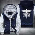 RPN Nurse Hooded Jacket