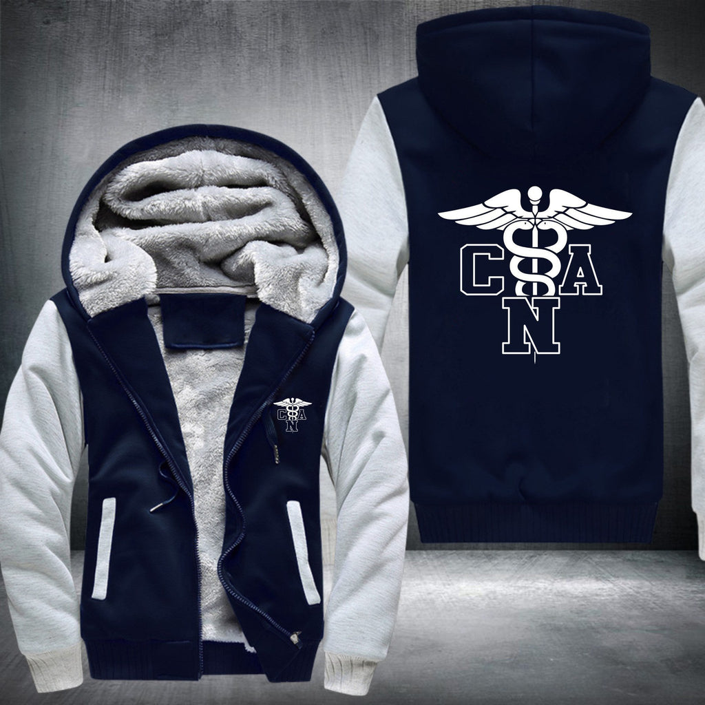 CNA Nurse Hooded Jacket