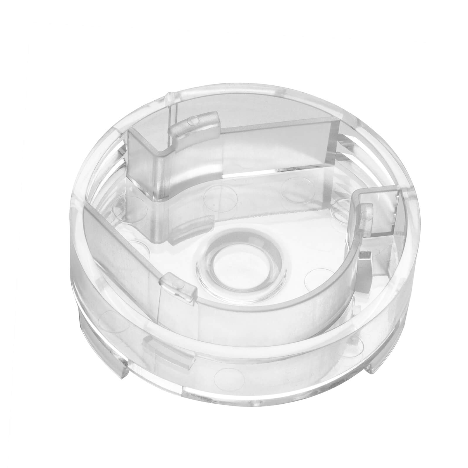Transparent water outlet cover Sous Vide Cooker Accessories