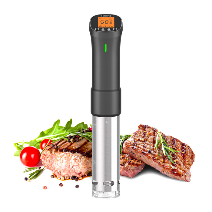 Inkbird Culinary Sous Vide, ISV-200W Wi-Fi Precision Cooker, 1000W Immersion Circulator with Stainless Steel Components  (Only US Version now)