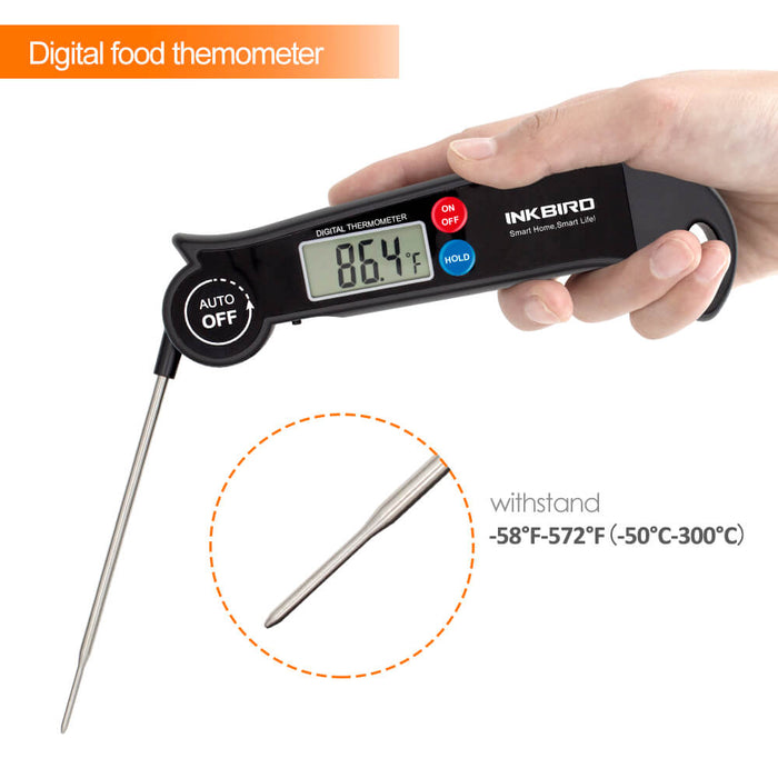 Digital Thermometer HET-F001 F