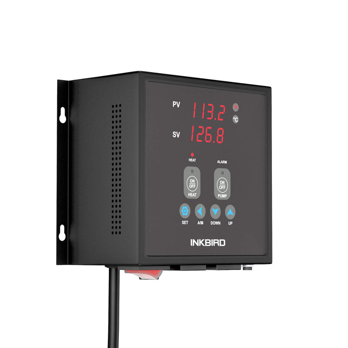 Inkbird 15A IPB-16S Pre-wired Digital Home Brewing and Distilling Controller