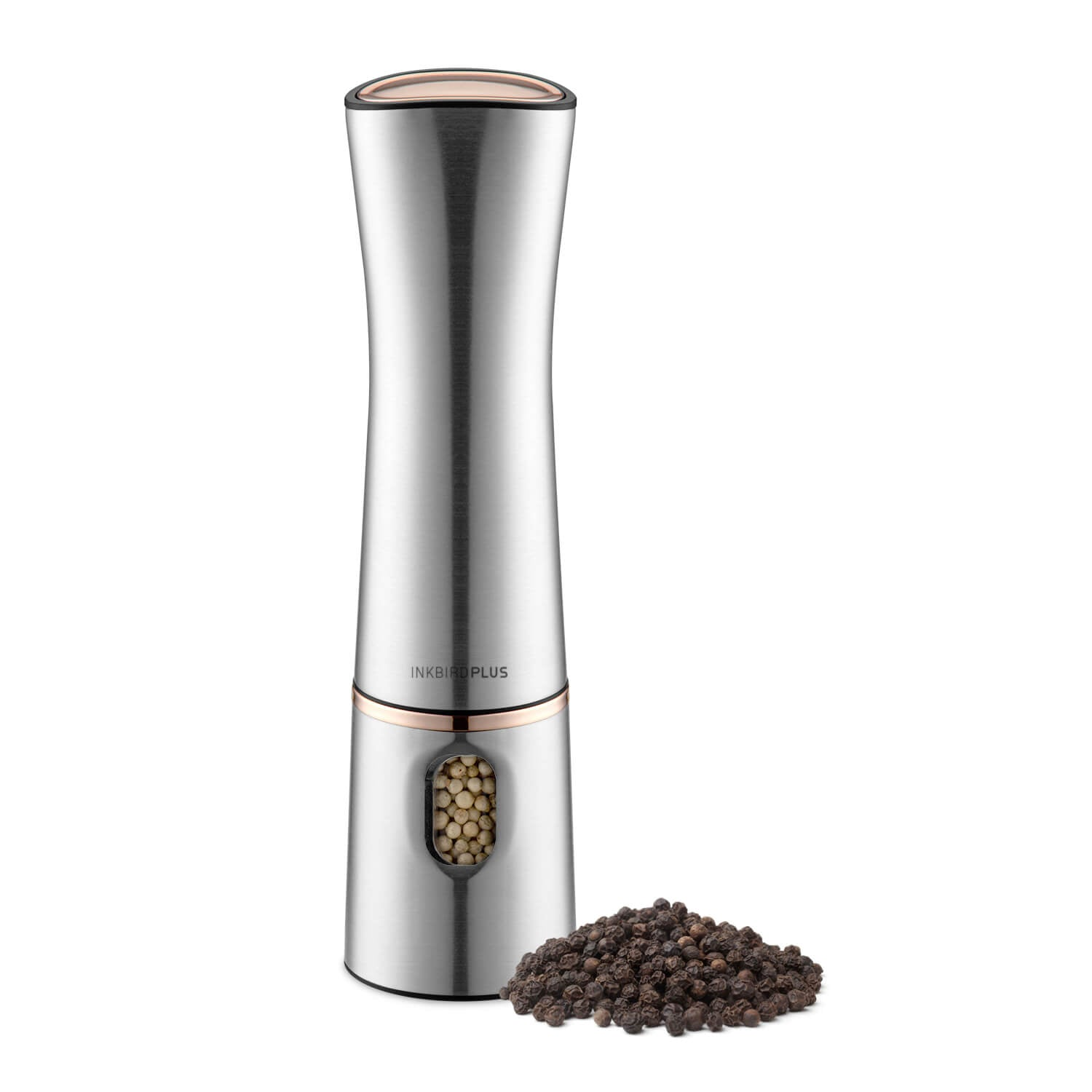 Inkbird Electric Stainless Steel Salt and Pepper Grinder
