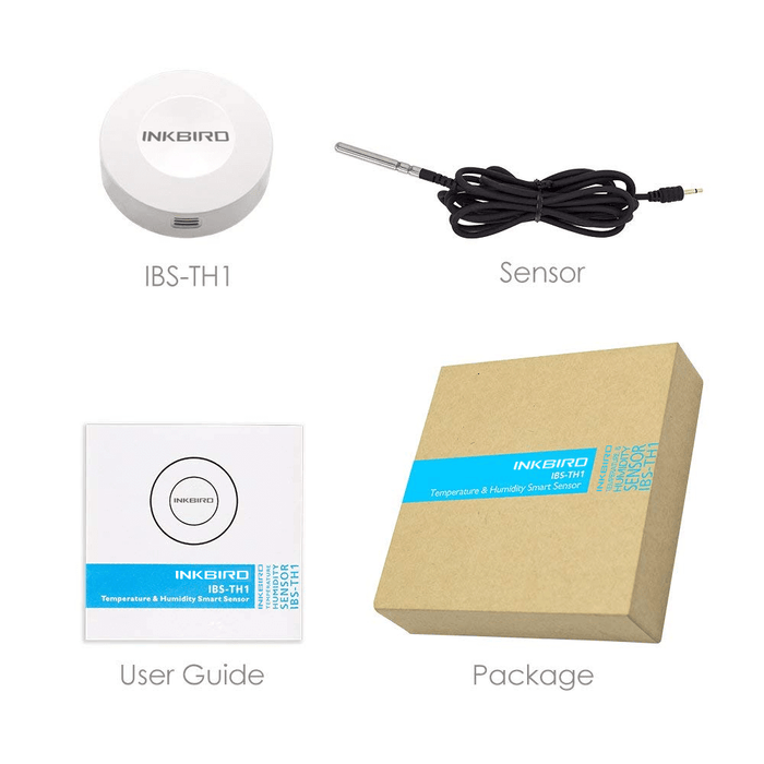 inkbird IBS-TH1 Package
