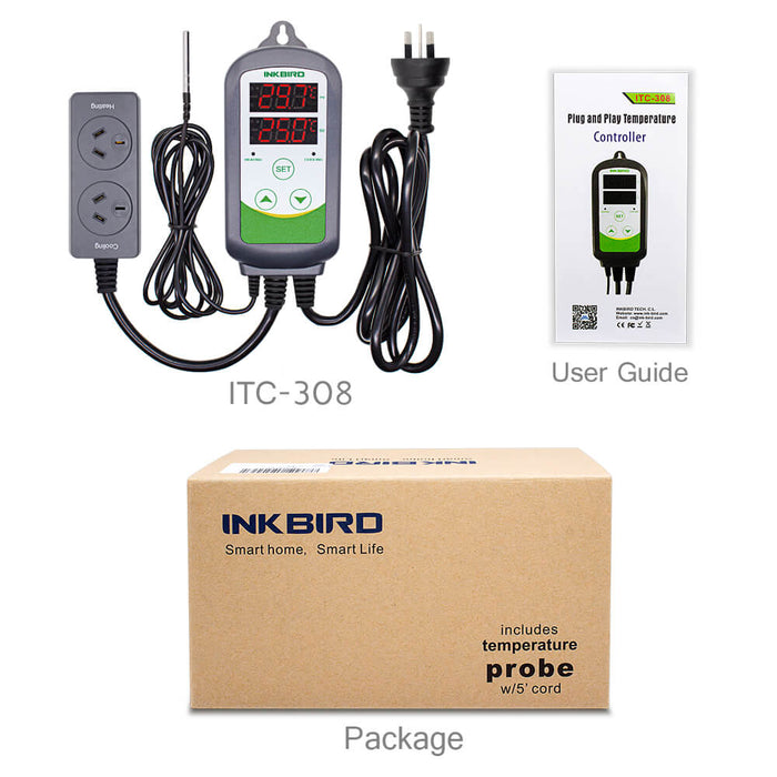 inkbird ITC-308 Package