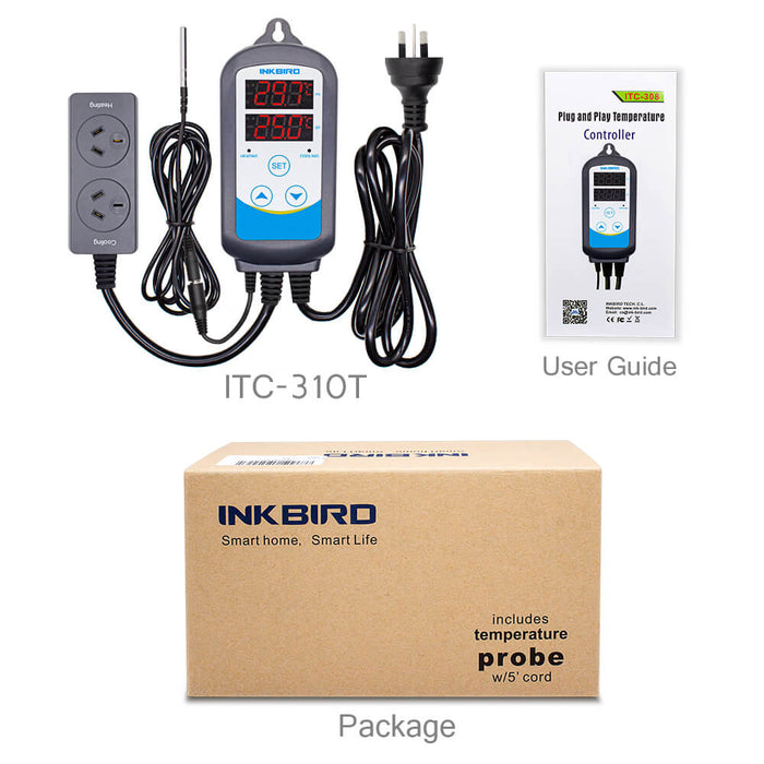 inkbird ITC-310T-B Package
