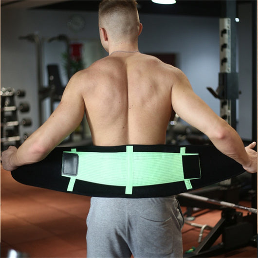 FLA Safe-T-Belt Working Back Brace