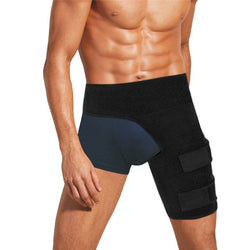 Adjustable Groin Thigh Brace Strap