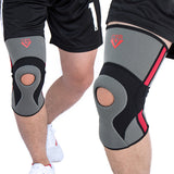 Elastic Knee Support Safety Guard Strap
