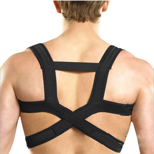 Elastic Breathable Straps Clavicle Posture Brace