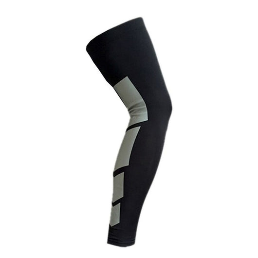 Elastic Nylon Sport Compression Leg Warmers