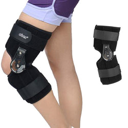 Osur Adjustable Knee Joint Support Orthosis Medical Hinged Support