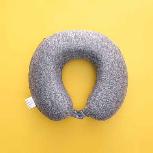 U Shaped Soft Foam Neck Pillow