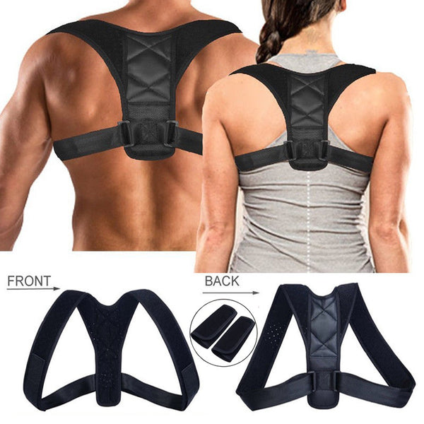 Back Posture Therapy Shoulder Corrector Belt