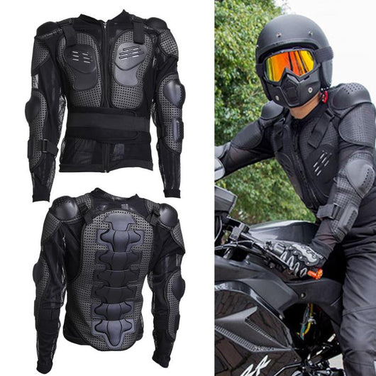 Motocross Racing Shell Armor Motorcycle Riding Body Protection