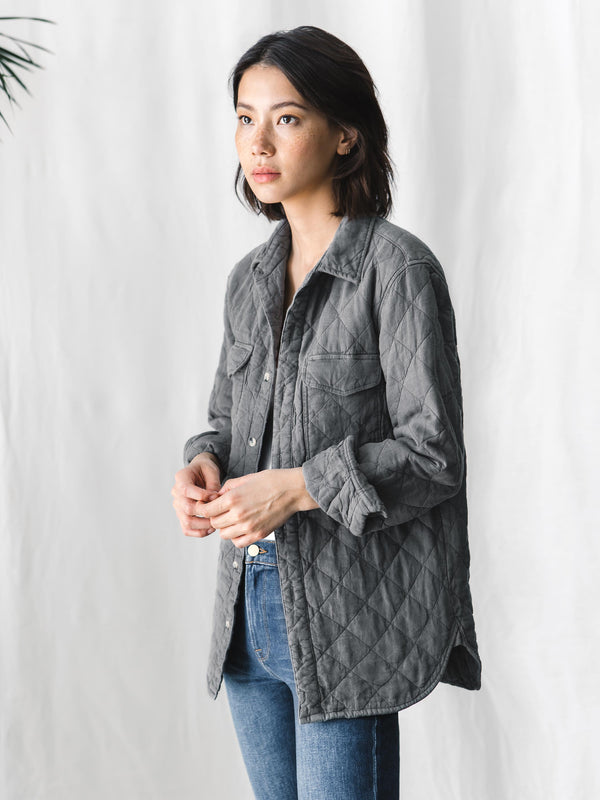 Matteo Smith Ida Shirt Jacket