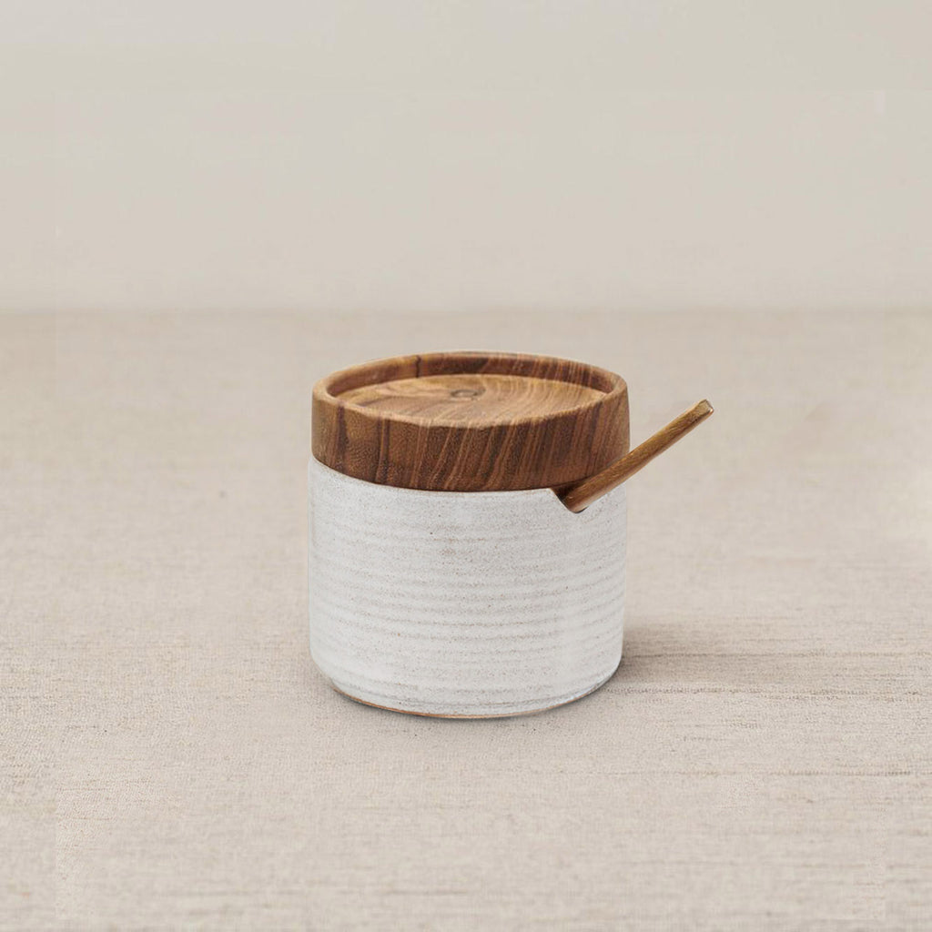 AYU CERAMIC SUGAR BOWL
