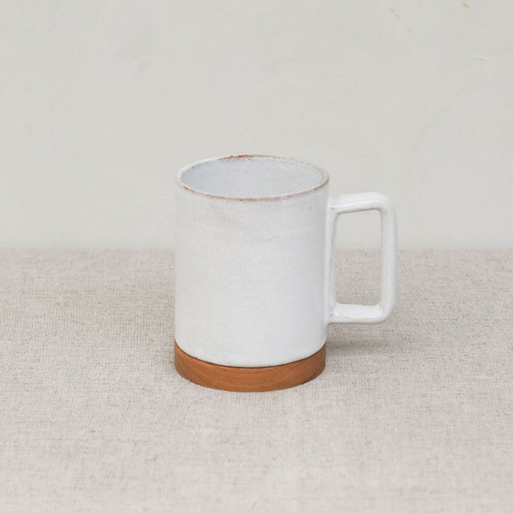 IBU LARGE CERAMIC COFFE & TEA MUG ( NEW )