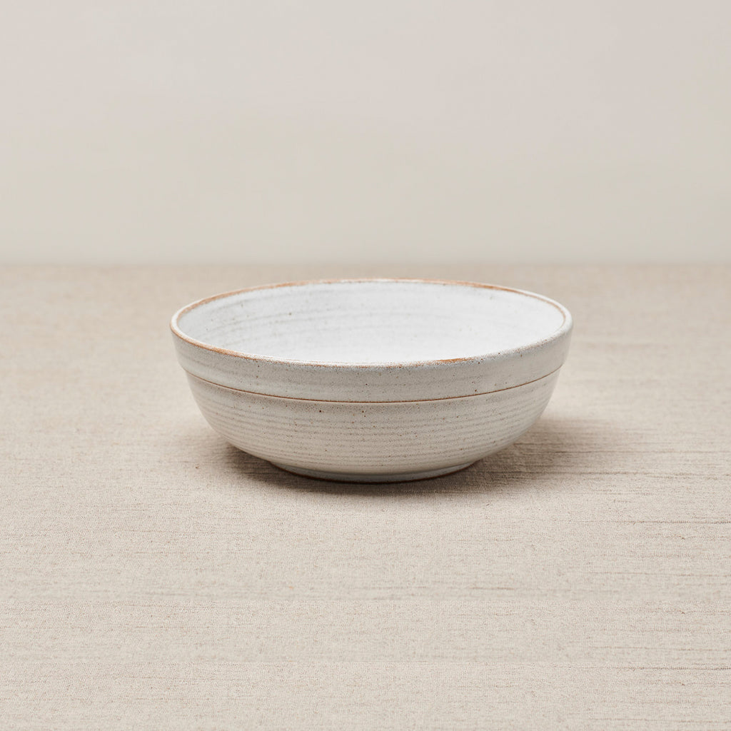 MUJI CERAMIC SALAD & SERVING BOWL