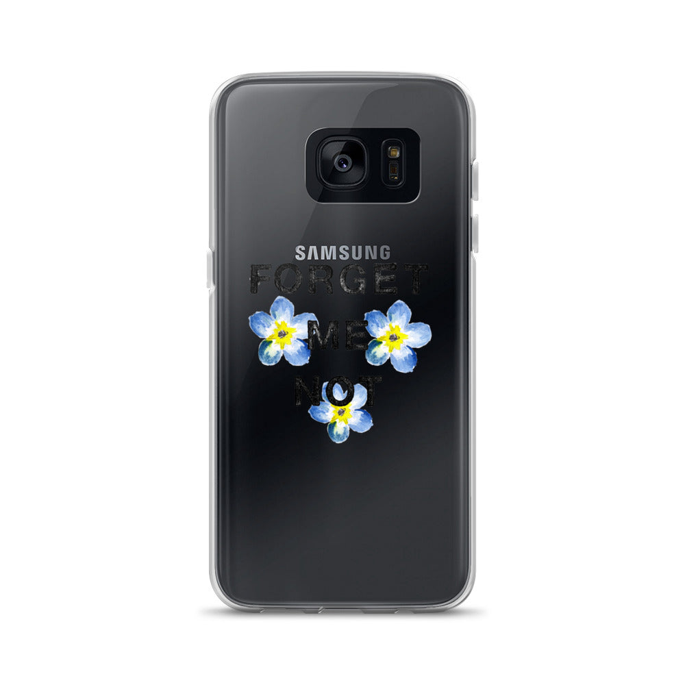 Forget-Me-Not Samsung Case