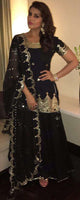 Huma Saleem Qureshi in our dance till you drop lehenga set