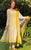 Dia Mirza in our yellow anarkali set