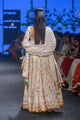Lakme printed embroidered anarkali