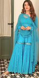 Nupur Sanon in our laid back sharara set