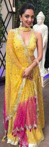 Kiara Advani in our eternal love lehenga set