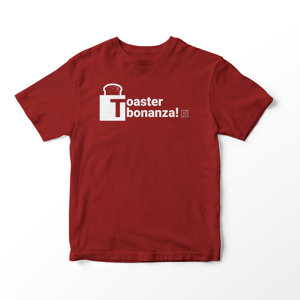 Toaster Bonanza Red T-Shirt