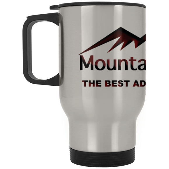 Mug - Stainless Steel Travel - Sticker It Out and More