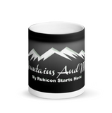 Mug - My Rubicon Starts Here - Sticker It Out and More
